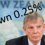 The Reserve Bank Drops OCR Today