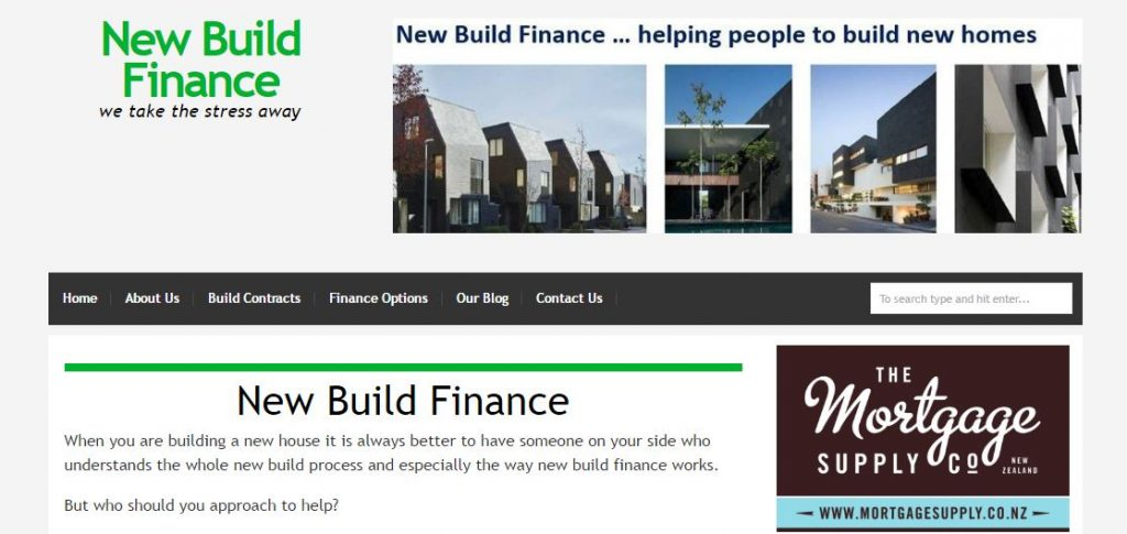 Mortgages On New Builds