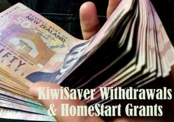 Using KiwiSaver Withdrawals and HomeStart Grants